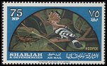 Cl: Eurasian Hoopoe (Upupa epops)(Repeat for this country)  SG 103 (1965) 180 [3/21]
