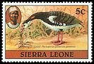 Cl: Spur-winged Goose (Plectropterus gambensis) SG 625 (1980) 10