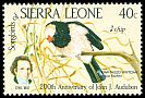 Cl: Straw-tailed Whydah (Vidua fischeri)(Out of range and no other stamp)  SG 853 (1985)