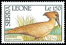Cl: Hamerkop (Scopus umbretta) SG 1481 (1990) 0