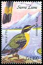 Cl: African Pitta (Pitta angolensis) SG 4100d (2003)
