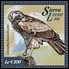 Cl: Beaudouin's Snake-Eagle (Circaetus beaudouini)(I do not have this stamp)  new (2015)