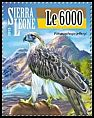 Cl: Great Philippine Eagle (Pithecophaga jefferyi)(Out of range) (I do not have this stamp)  new (2015)