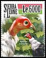 Cl: White-breasted Guineafowl (Agelastes meleagrides)(I do not have this stamp)  new (2015)