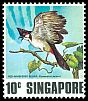 Cl: Red-whiskered Bulbul (Pycnonotus jocosus) SG 322 (1978) 60