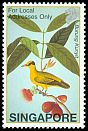 Cl: Black-naped Oriole (Oriolus chinensis)(Repeat for this country)  SG 1193 (2002)