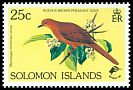 Cl: Mackinlay's Cuckoo-Dove (Macropygia mackinlayi) SG 683 (1990) 100