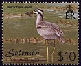 Cl: Beach Thick-knee (Burhinus magnirostris) SG 985 (2001) 275 [1/6]