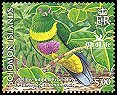 Cl: Yellow-bibbed Fruit-Dove (Ptilinopus solomonensis) SG 1150b2 (2005)  [5/6]