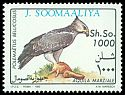 Cl: Martial Eagle (Polemaetus bellicosus)(not catalogued)  (1993)