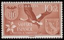 Cl: White Stork (Ciconia ciconia)(Repeat for this country)  SG 143 (1958)  [3/9]