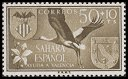 Cl: White Stork (Ciconia ciconia)(Repeat for this country)  SG 145 (1958)  [3/9]
