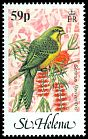 Cl: Yellow Canary (Serinus flaviventris)(Repeat for this country)  SG 422 (1983)