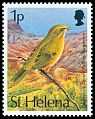 Cl: Yellow Canary (Serinus flaviventris)(Repeat for this country)  SG 636 (1993)