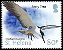Cl: Sooty Tern (Sterna fuscata)(Repeat for this country)  SG 1243 (2015)