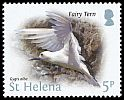 Cl: White Tern (Gygis alba)(Repeat for this country)  SG 1235 (2015)