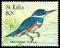 Cl: Belted Kingfisher (Ceryle alcyon) SG 527 (1999)