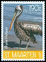 Cl: Brown Pelican (Pelecanus occidentalis)(Repeat for this country)  new (2017)  [11/31]
