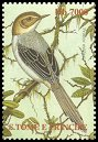 Cl: Sao Tome Prinia (Prinia molleri)(Endemic or near-endemic) (not catalogued)  (2002)  [5/59]