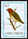 Cl: Red-headed Quelea (Quelea erythrops) <<Gungu>> (not catalogued)  (1983)