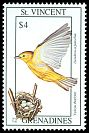 Cl: Yellow Warbler (Dendroica petechia) SG 2188 (1993) 225