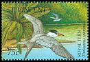 Cl: Royal Tern (Sterna maxima)(Repeat for this country)  SG 2890 (1995)