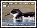Cl: Manx Shearwater (Puffinus puffinus)(I do not have this stamp)  new (2015)
