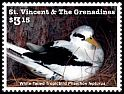Cl: White-tailed Tropicbird (Phaethon lepturus)(Repeat for this country) (I do not have this stamp)  new (2015)