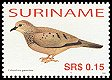 Cl: Common Ground-Dove (Columbina passerina) SG 2159 (2006) 30