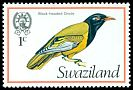 Cl: African Black-headed Oriole (Oriolus larvatus) SG 236 (1976) 25
