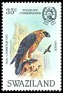 Cl: Lammergeier (Gypaetus barbatus) <<Lingce>> (Repeat for this country)  SG 425 (1983)