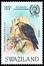 Cl: Lammergeier (Gypaetus barbatus) <<Lingce>> (Repeat for this country)  SG 428 (1983)