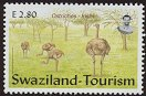 Cl: Ostrich (Struthio camelus)(Introduced)  SG 720 (2002)