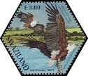 Cl: African Fish-Eagle (Haliaeetus vocifer)(Repeat for this country)  SG 741g (2004)  [3/55]