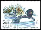 Cl: Tufted Duck (Aythya fuligula) <<Vigg>>  SG 1704 (1993) 120