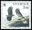 Cl: White-tailed Eagle (Haliaeetus albicilla) <<Havs&ouml;rn>>  SG 1759 (1994) 130