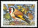 Cl: European Goldfinch (Carduelis carduelis)(Repeat for this country)  SG 1722 (1989) 350