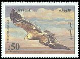 Cl: Golden Eagle (Aquila chrysaetos)(Repeat for this country)  SG 2399 (2012)