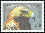 Cl: Golden Eagle (Aquila chrysaetos)(Repeat for this country)  SG 2401 (2012)