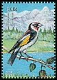 Cl: European Goldfinch (Carduelis carduelis) SG 188a (2002)