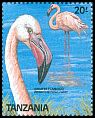 Cl: Greater Flamingo (Phoenicopterus roseus) SG 636 (1989) 75