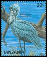 Cl: Shoebill (Balaeniceps rex)(Repeat for this country)  SG 638 (1989) 75