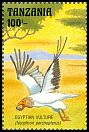 Cl: Egyptian Vulture (Neophron percnopterus) SG 1577 (1993) 60 [7/50]