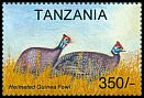 Cl: Helmeted Guineafowl (Numida meleagris)(Repeat for this country)  SG 1778 (1994)