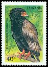 Cl: Bateleur (Terathopius ecaudatus)(Repeat for this country)  SG 1847 (1994)