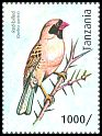 Cl: Red-billed Quelea (Quelea quelea)(I do not have this stamp)  new (2012)