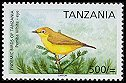 Cl: Pemba White-eye (Zosterops vaughani) SG 2521 (2006)