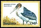 Cl: Marabou Stork (Leptoptilos crumeniferus)(not catalogued)  (1999)