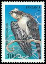Cl: Osprey (Pandion haliaetus) SG 1849 (1994)