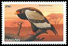 Cl: Bateleur (Terathopius ecaudatus)(Repeat for this country) (not catalogued)  (1998)